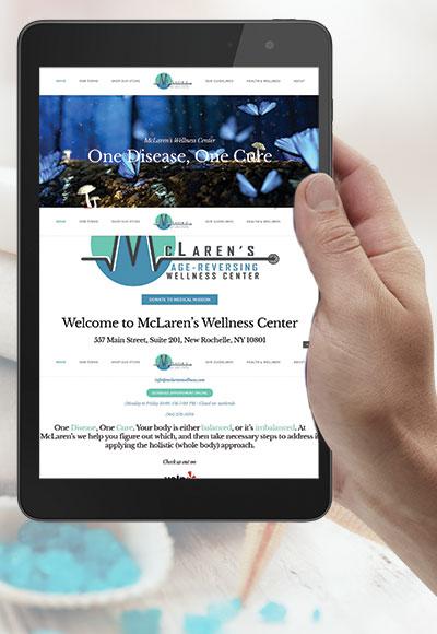 McLaren's Wellness Center